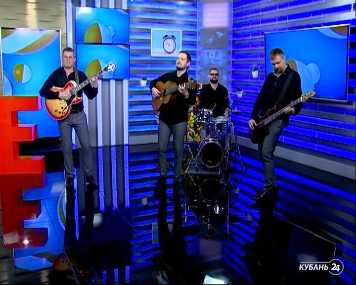 Музыкант группы «Гитара-фиеста» Алексей Ильин: от выступлений перед большой и маленькой аудиторией разное удовольствие
