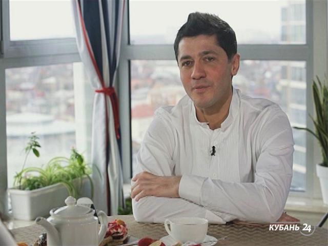Интервью с шоуменом Самиром Азаряном