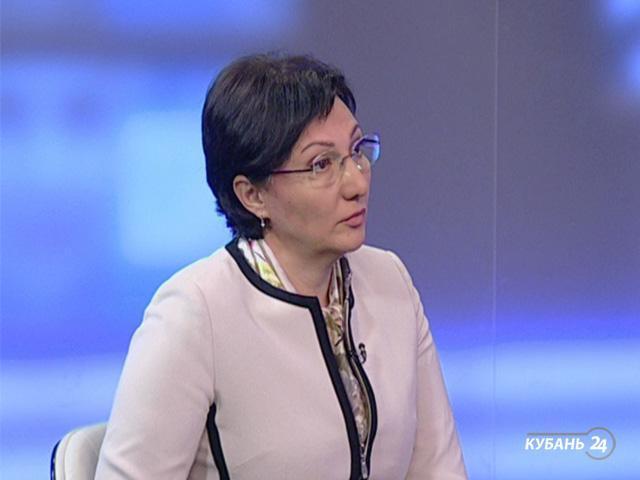 Главный врач центра охраны здоровья, семьи и репродукции Анжела Жигаленко: с каждым годом количество абортов в крае сокращается