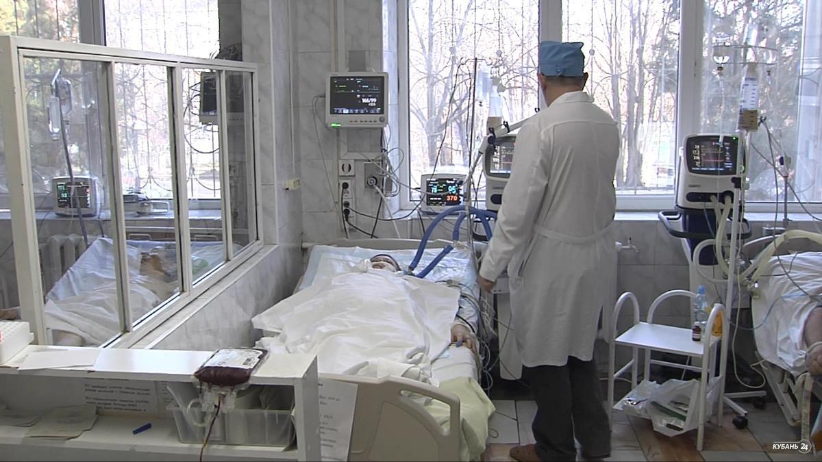 «Реанимация». Опухоль головы — операция