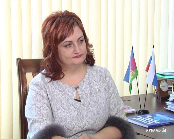 Интервью с заместителем министра здравоохранения Краснодарского края Валентиной Игнатенко