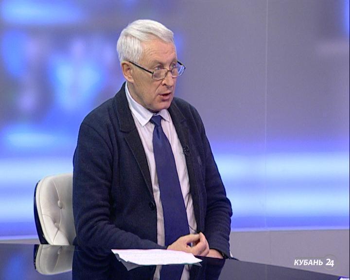Политолог Геннадий Подлесный: такой рекордной явки на Кубани никогда не было