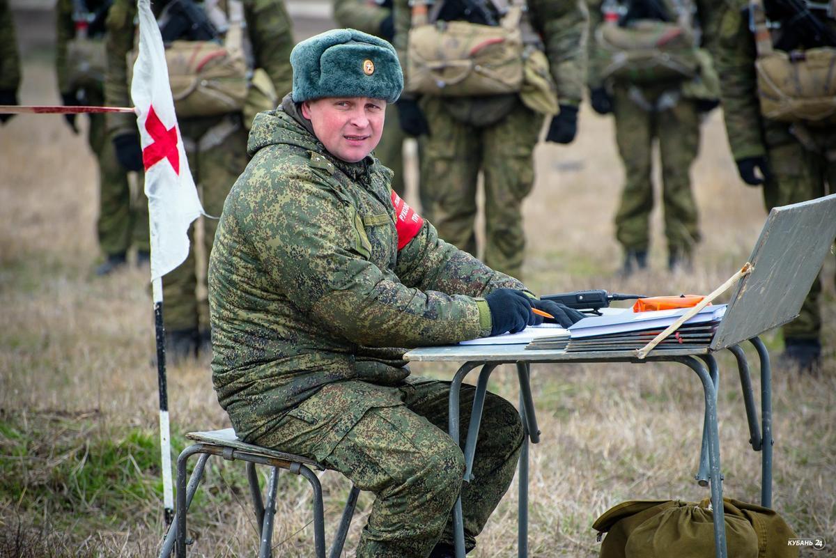 Учения ПВО на Кубани