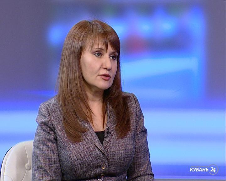 Лидер профсоюзов Кубани, депутат Госдумы Светлана Бессараб: сейчас нужно развивать потребкооперацию