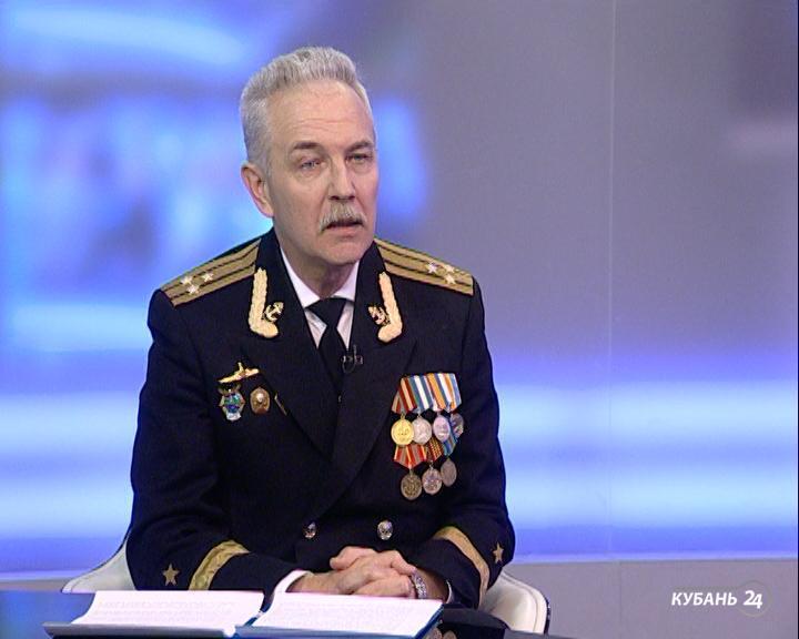 Командир атомного подводного ракетного крейсера «Краснодар» Александр Геращенко: труд подводника — это скрытность