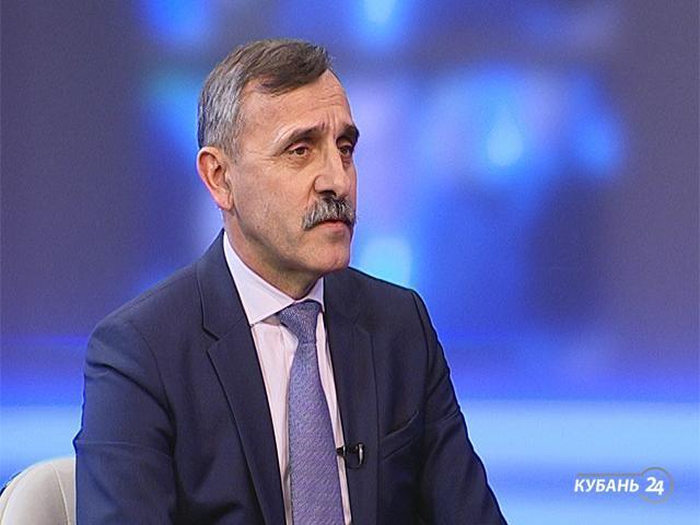 Замминистра сельского хозяйства Кубани Михаил Тимофеев: мы впервые за долгие годы получили зерно второго класса
