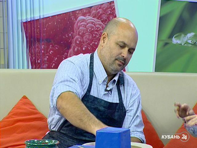 Гончар Сергей Дудин: у меня ушло десятилетие на создание собственного дизайна посуды