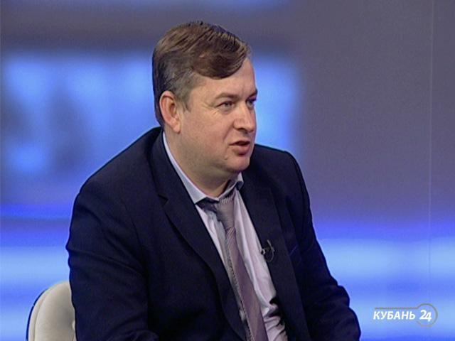 Начальник отдела министерства экономики Кубани Алексей Белый: студенты в Сочи сыграли в финбол