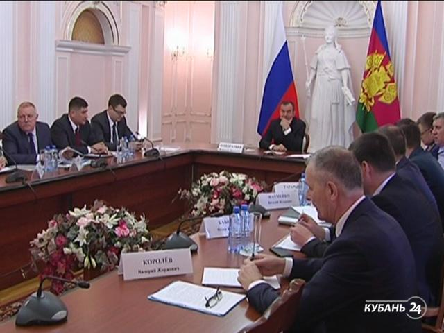 «Факты 24»: Кондратьев выступил с инициативой на совещании при полпреде президента в ЮФО, фигурантами дел о нарушении прав дольщиков на Кубани стали 15 человек