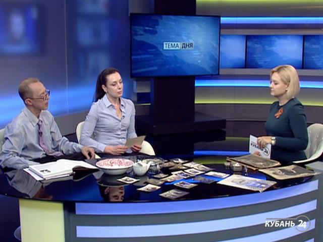 Сотрудник архивного отдела администрации Каневского района Валерий Костров: на руках врачей было трое бойцов