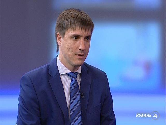 Директор «Единой службы заказчика» Краснодара Артем Аганов: работы по берегоукреплению Кубани будут вестись на суше и воде