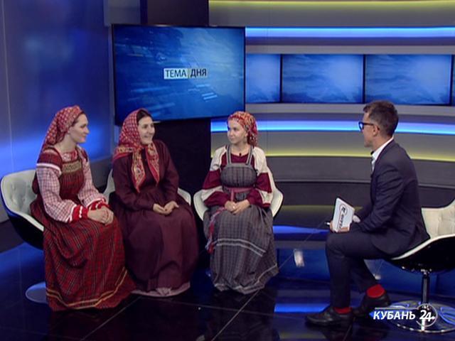 Солистка фольклорного ансамбля «Паветье» Нателла Багдасарян: носителей традиции все меньше