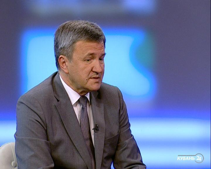 Ректор КубГУ Михаил Астапов: рейтинги помогают вузам повысить качество образования