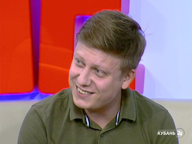 Преподаватель краснодарской медиашколы Артем Захарьян: программа «Все по-взрослому» — смесь телевизионных новостей и сериала