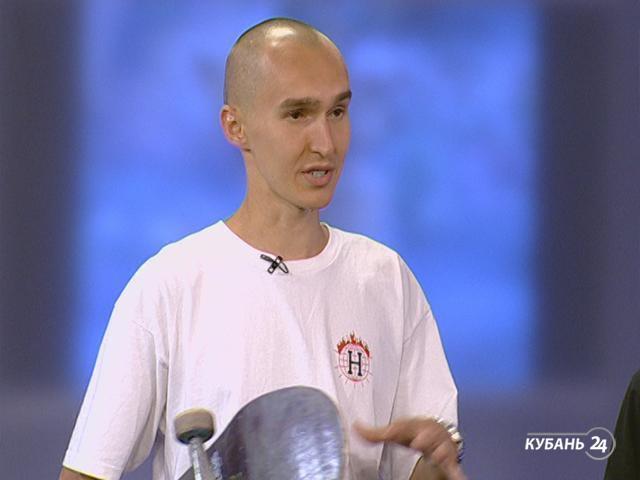 Райдер Владислав Пирогов: первая скейт-площадка в Краснодаре начиналась с красного дивана и обычной рампы