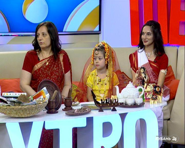 Президент Центра индийской культуры и искусства «Тулси» Инна Датта: в Индии специи — это то, что дает вкус жизни