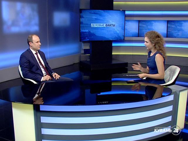 Начальник отдела оперативного контроля ФНС Евгений Щербаков: страну ждет еще третий этап перехода на онлайн-кассы