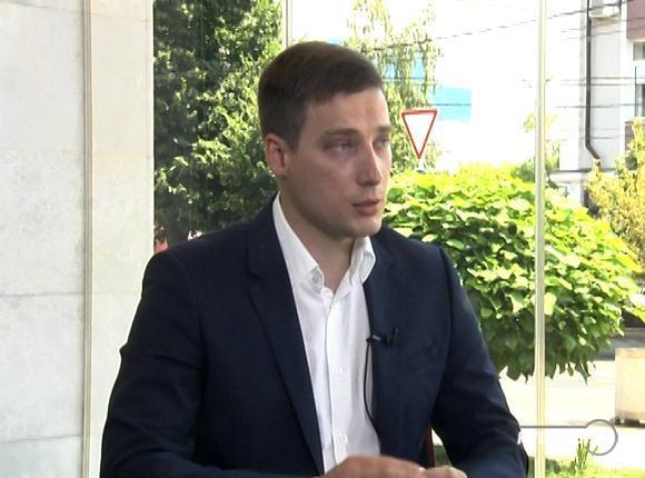 Интервью с руководителем департамента инвестиций и развития малого и среднего предпринимательства Краснодарского края Юрием Волковым