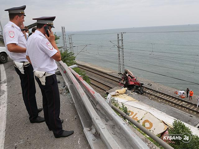 «Факты 24»: в Сочи водитель грузовика рухнул на ж/д пути, Кондратьев побывал в Усть-Лабинске на запуске новой энергоподстанции