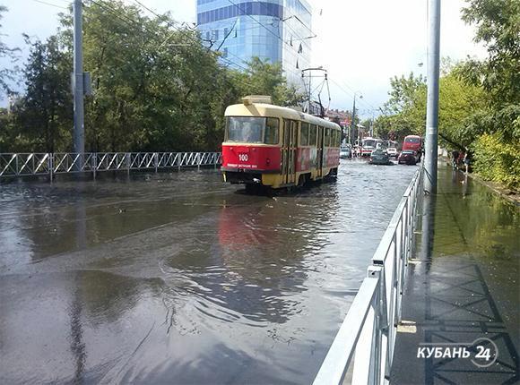 «Факты 24»: в Краснодаре дождь затопил десятки улиц и магазинов, на Кубань для обмена опытом приехали фермеры из Австралии