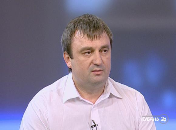 Начальник отдела развития видов спорта минспорта Кубани Сергей Потанин: Кубань ежегодно готовит сильнейших легкоатлетов в стране
