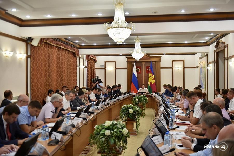 «Факты 24»: Кондратьев провел заседание комиссии по улучшению инвестклимата, на Кубани откроют 80 винных туристических маршрутов