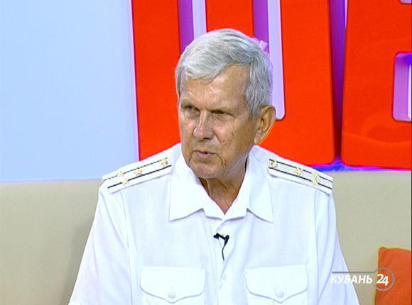 Капитан корабля Виктор Романенко: я решил стать моряком благодаря книгам