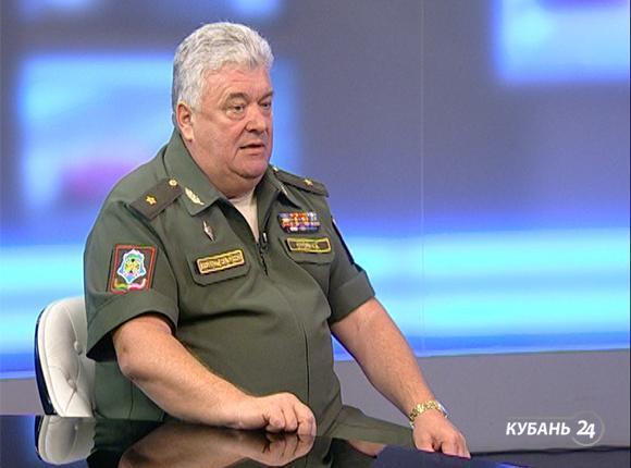 Начальник военного института КубГАУ Константин Стоян: у нас не гонка за военной подготовкой, мы пополняем кадровый запас