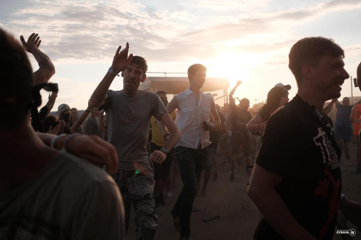Байк-фестиваль «Тамань — полуостров свободы»