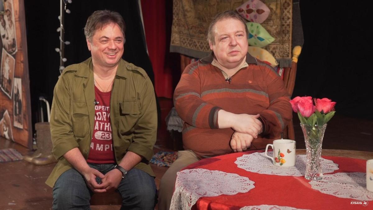 Актер театра и кино Андрей Леонов: оторваться от земли мы смогли только когда объединились