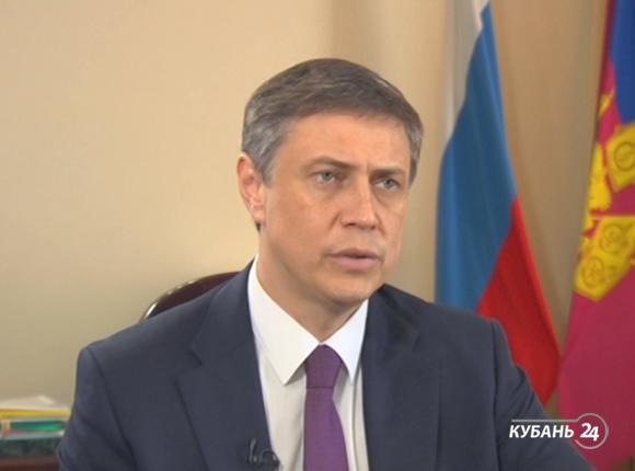 Вице-губернатор Игорь Галась: прирост ВВП на Кубани превышает общероссийский показатель