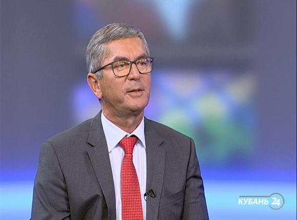 Гендиректор компании CLAAS Ральф Бендиш: иностранные компании хотят открыть бизнес на Кубани