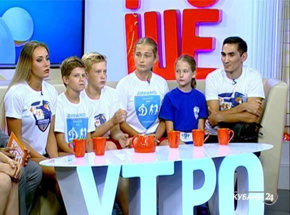 Тренер спортивной школы № 9 Владимир Танин: мы учим детей смотреть трудностям в глаза
