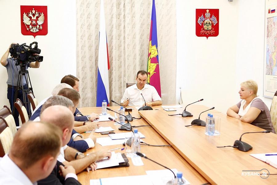 «Факты 24»: Вениамин Кондратьев провел в Краснодаре прием граждан, в дайв-центре Анапы открыли секцию для детей с особыми потребностями