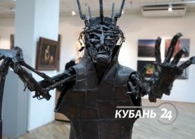 Награждение победителей «Биеннале-2015» в Краснодаре