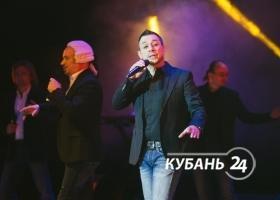 Юбилейный концерт «Хора Турецкого» в Краснодаре