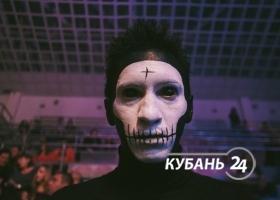 Концерт Limp Bizkit в Краснодаре