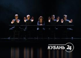 Вечер современной хореографии памяти Людмилы Гурченко и Эдит Пиаф в Краснодаре