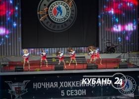 Гала-матч НХЛ с участием Путина в Сочи