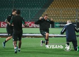 Матч 2-го тура группового этапа Лиги Европы ФК «Краснодар» — «Габала»