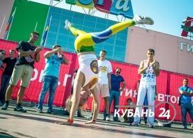 Фестиваль автотюнинга «ЮгМоторШоу» под Краснодаром