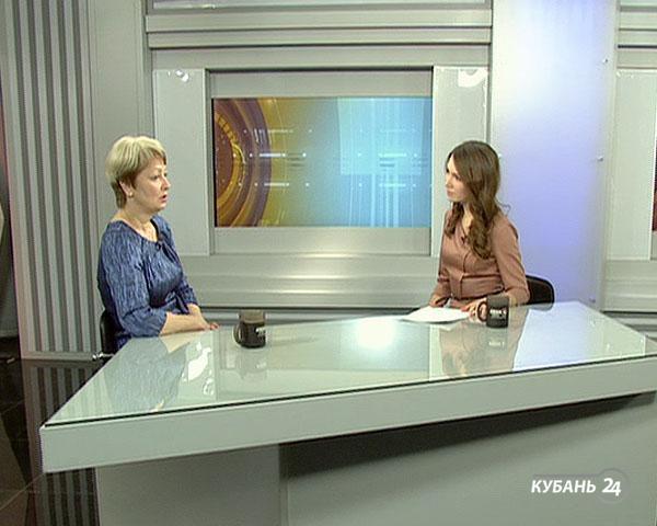 Программа «Факты. Мнение». Елена Артамонова