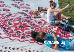 Фестиваль «Легенды Тамани» в Темрюкском районе