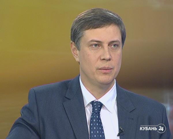 Министр экономики Кубани Игорь Галась: драйвером экономического роста края должен стать средний и малый бизнес