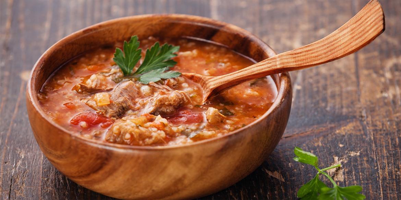 6 огненных блюд и соусов