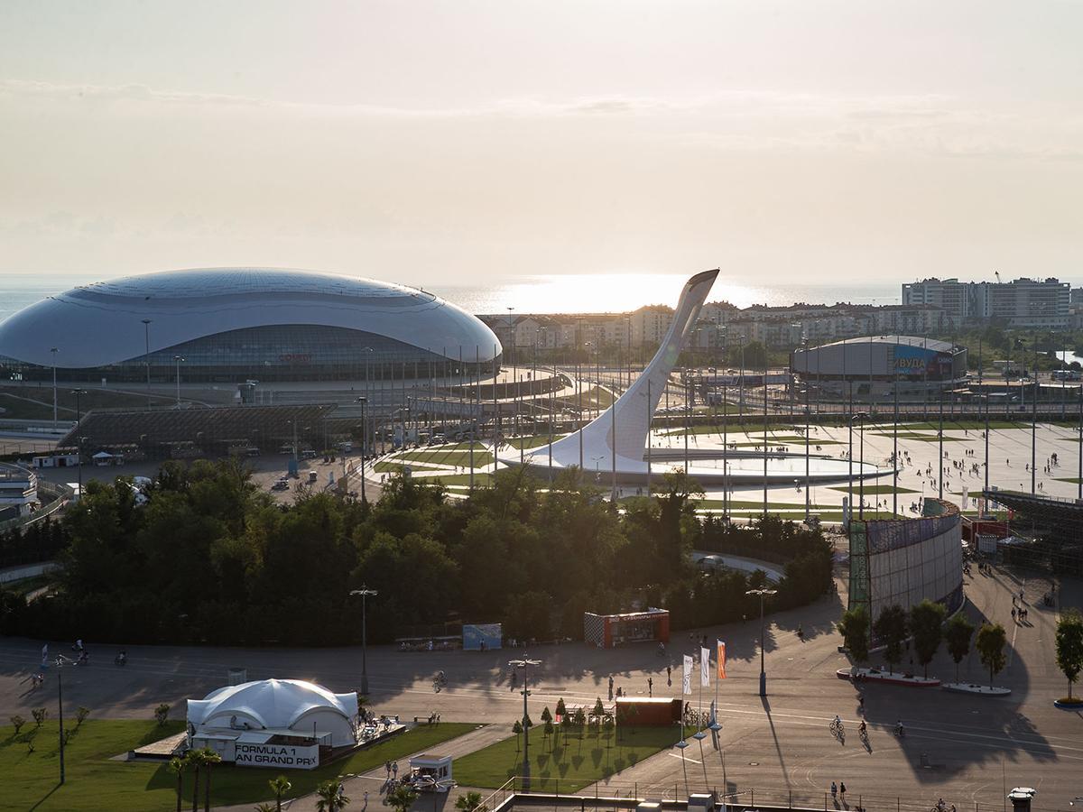Кубок конфедераций в Сочи: что посетить вне турнира