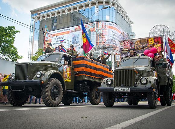 Как на Кубани отпразднуют День Победы