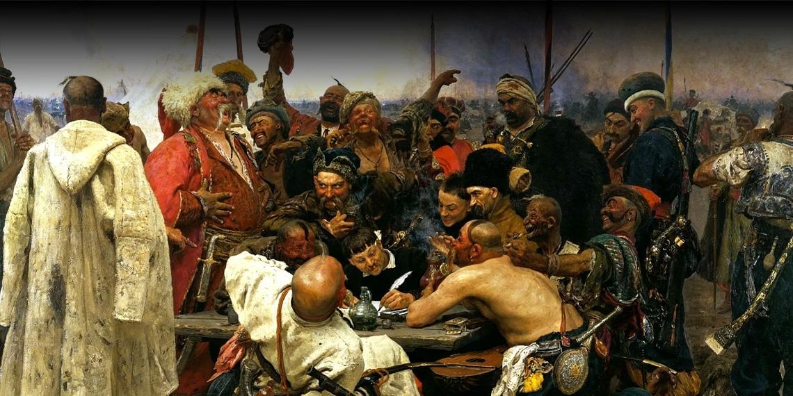 Пашковская: приехал художник столичный, казаков малевать…