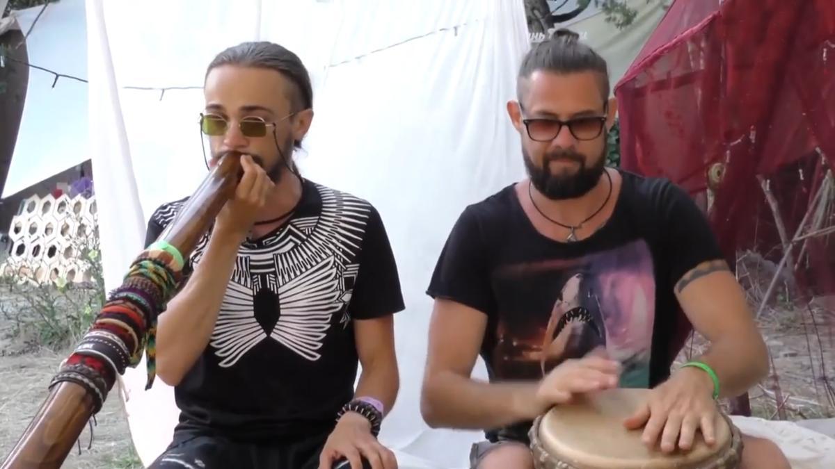 Музыкант Константин Бут: чтобы играть на диджериду, нужно «копать в глубину»