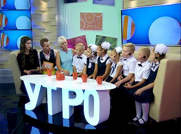 Руководитель детского эстрадного хора Оксана Леурда: взрослые учатся у детей настоящим эмоциям